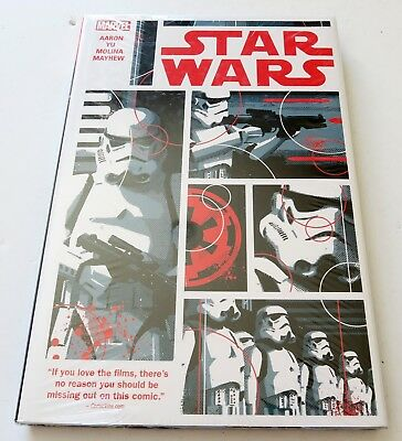 Star Wars Vol. 2 Hardcover Marvel Graphic Novel Comic Book