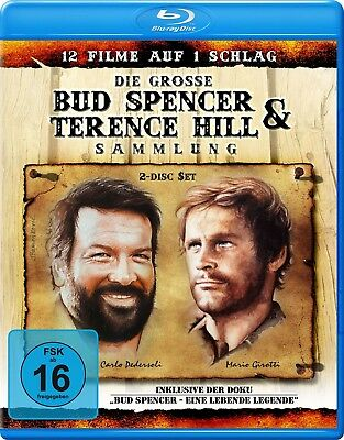 Die große Bud Spencer & Terence Hill S.. [2 BRs] [2x Blu-ray Disc]