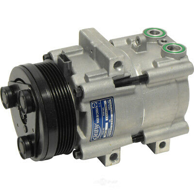 1 Year Warranty N77588 AC Compressor Fits E-Series Explorer Lincoln Mercury