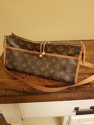 1b6c9806899e Authentic Monogram Louis Vuitton Popincourt purse crossbody handbag tote  purse