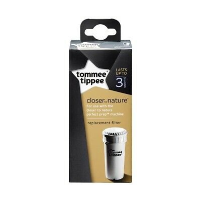 New Tommee Tippee Tommee Tippee Closer to Nature Perfect Prep Rep Filter