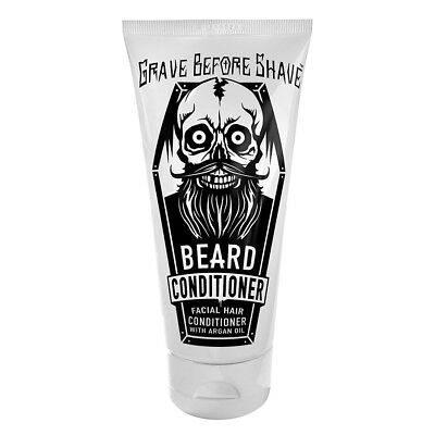 GRAVE BEFORE SHAVE BEARD CONDITIONER with Argan Oil