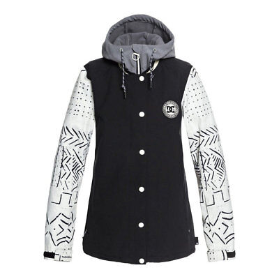 Dc shoes w dcla jacket black fw 2019 giacca snowboard donna new s m l cd81344833b