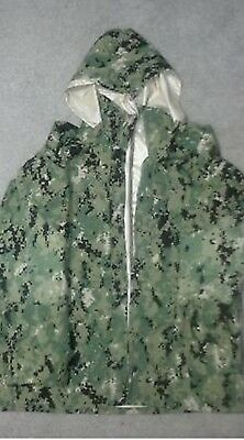 US Navy AOR2 III Type 3 GORETEX Jacket ONLY Size Medium