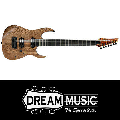 Ibanez RGIXL7 ABL 7-String Guitar Antique Brown Stained Low Gloss 2019 RRP$1799