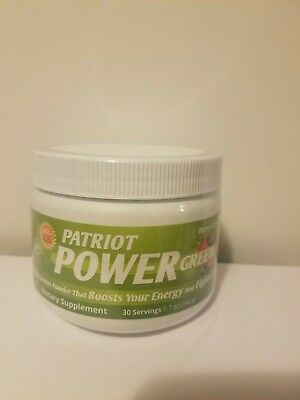 Patriot power greens the great tasting greens powder that boosts your energy 5,7