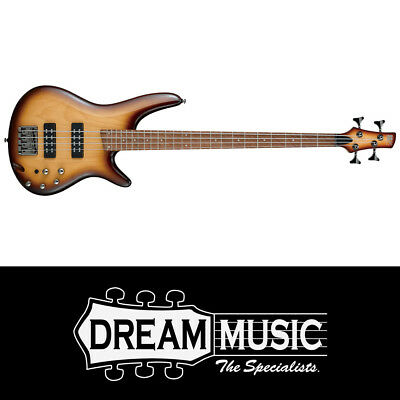 Ibanez SR370E NNB Electric Bass Natural Browned Burst 2019 SAVE $170off RRP$849