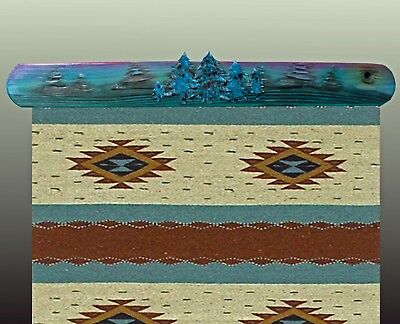 """Quilt Hangers,""""Trees"""",Will hold 28"""" inch wide Quilt,Rug! One of a Kind!"""