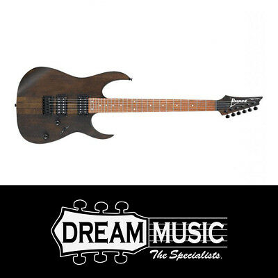 Ibanez RGRT421 WNF Electric Guitar Walnut Flat 2019 SAVE $200 off RRP$999