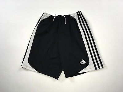 Boys Youth Adidas Climalite Shorts Size L Large Running Fitness Athletic  Black cd770f1cf0
