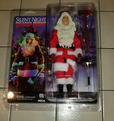 """New NECA Silent Night Deadly Night BILLY 8"""" Action Figure"""