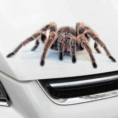 3D Sticker Decal Vivid Styling Car Stripe Spider Scorpion Lizard Accessories