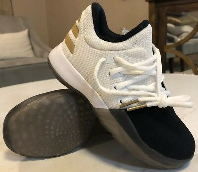 8730bb37338 Adidas James Harden Vol 1 Kids Youth Baby Toddler Boys 11K Basketball Shoes