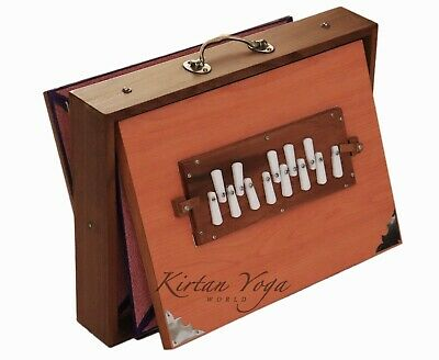 Shruti box raga Standard, professional model, KAIL wood, 13 notes