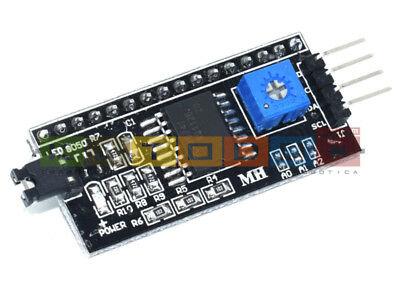 PCF8574 IIC I2C SPI DE TWI Interfaz Módulo para 1602 LCD Display
