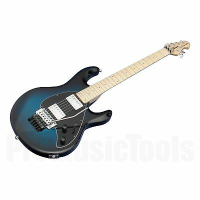 Music Man USA Silhouette FR HH PBB - Pacific Blueburst MN Limited Edition *NEW*