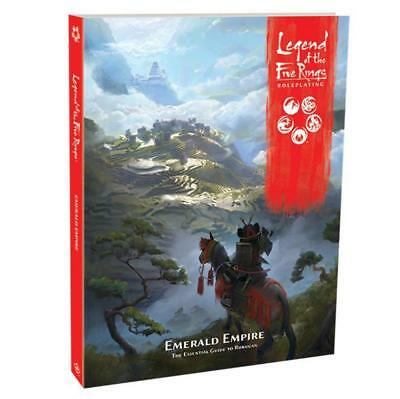 Legend of the Five Rings RPG Enter the Emerald Empire