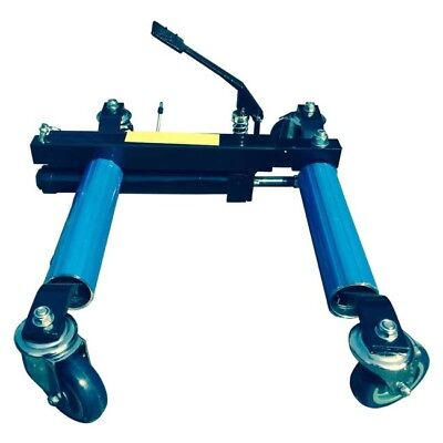 Heavy Duty Hydraulic Wheel Skates Dolly Car Skates Vehicle Positioning Jack