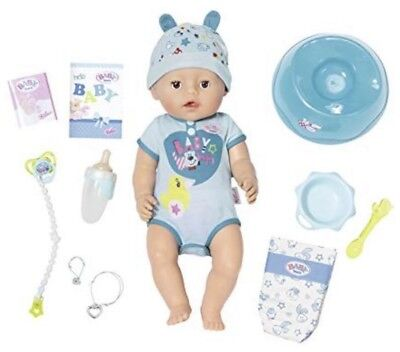 Baby Born Soft Touch Boy Doll NEW ROLE PLAY DOLLY ZAPF CREATION