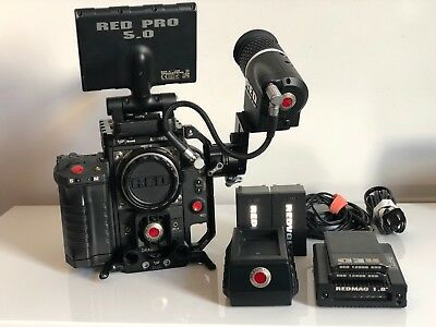 DSMC RED EPIC DRAGON 6K PACKAGE w/ 300 hours