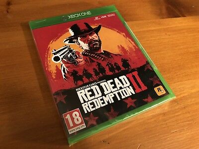 Red Dead Redemption 2 (Xbox One) **NEW & SEALED!**