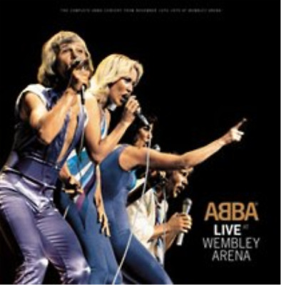 ABBA-Live at Wembley Arena CD NUOVO