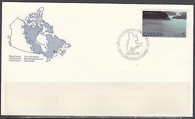 Canada Scott 1084 FDC - 1986 National Park Definitive