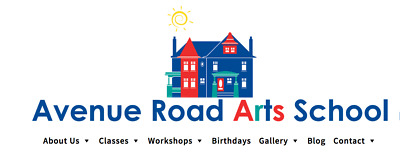 $150 Gift Certificate to the Avenue Road Arts School in Toronto