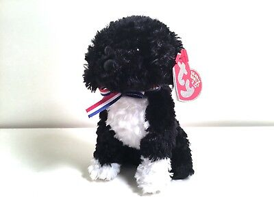 660a3a36ff6 TY Beanie Baby Bo the Portuguese Water Dog plus Courage the German Shepherd
