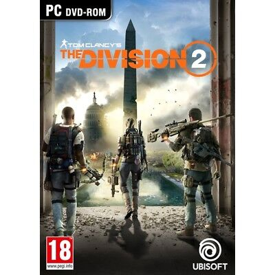 THE DIVISION 2 PC - Preordine 15 marzo 2019