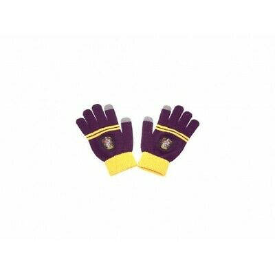 GANTS TACTILES HARRY Potter - Gryffondor Pourpre et Or - EUR 15,00 ... d927925b496