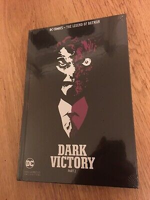 DC COMICS THE LEGEND OF BATMAN COLLECTION # Vol 22 Dark Victory Part 2,sealed