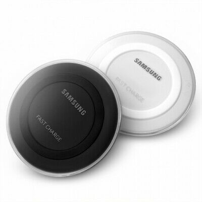 OEM Original Samsung Qi Certified Fast Charge Wireless Charger Pad - NEW!