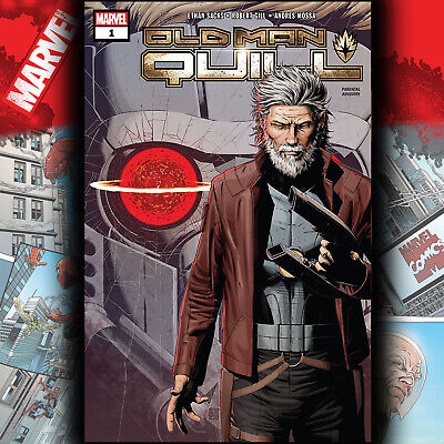Old Man Quill #1 Marvel Comics