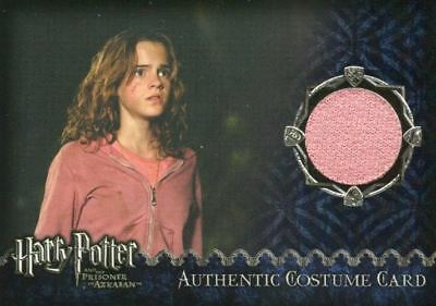 Harry Potter Prisoner Azkaban Hermione's Pink Sweater Costume Card HP #311/450