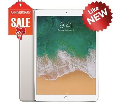 "NEW Apple iPad Pro 10.5"" Wifi Cellular, 64GB 256GB 512GB - Gray Silver Gold Rose"