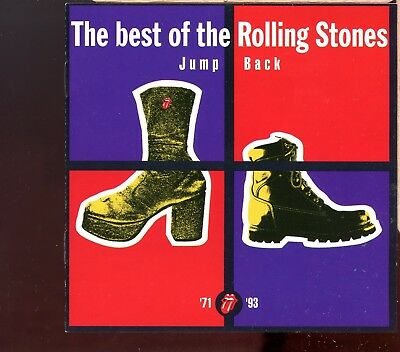 Rolling Stones / Jump Back - The Best Of the Rolling Stones 71-93 - MINT