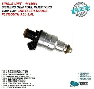 OEM FJ294 NEW Fuel Injector CHRYSLER,DODGE,PLYMOUTH