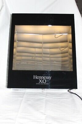Hennessy XO Cognac Infinity Light Box Display New