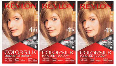 REVLON COLORSILK Hair Colour / Dye Choose from  03 11 33 40 45 46 or 49
