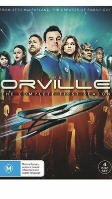 Orville - Season 1, The, DVD