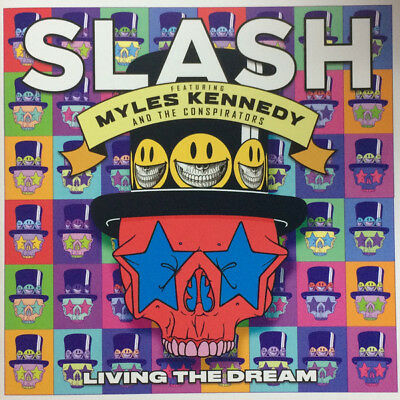 Slash, Myles Kennedy, The Conspirators - Living The Dream - CD NEU