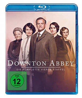 Various-Downton Abbey-Staffel 4-Blu-Ray - (German Import) Blu-Ray Nuevo