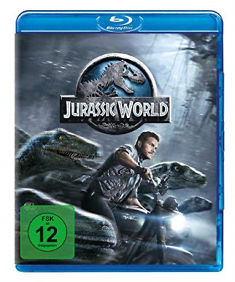 Jurassic World - (German Import) Blu-Ray Nuevo