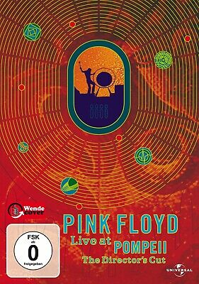 Pink Floyd - Live at Pompeji: The Director's Cut [DVD]