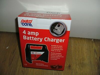 Car Battery Charger 12V
