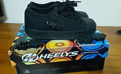ef4a350530601 HEELYS X2, SIZE 12, excellent condition with box and accessories ...
