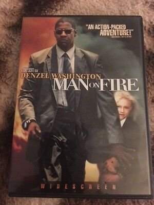 Man-on-Fire-Widescreen-Edition-(DVD, 2004)-for-your-Viewing-Pleasure!