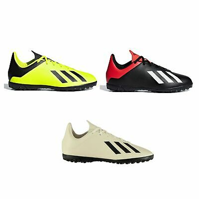 adidas X Tango 18.4 Astro Turf Football Trainers Childs Soccer Shoes  Sneakers 0d365ba35a9
