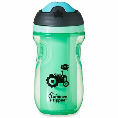 Tommee Tippee Active Green Sippee Cup 12M+ 260ml 1 2 3 6 12 Packs